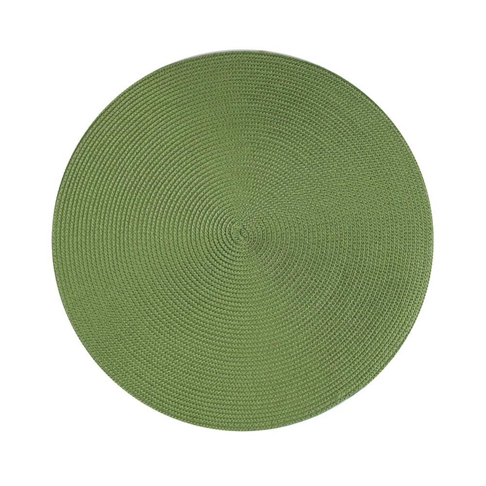 Base Polipropileno 40 cm verde oliva