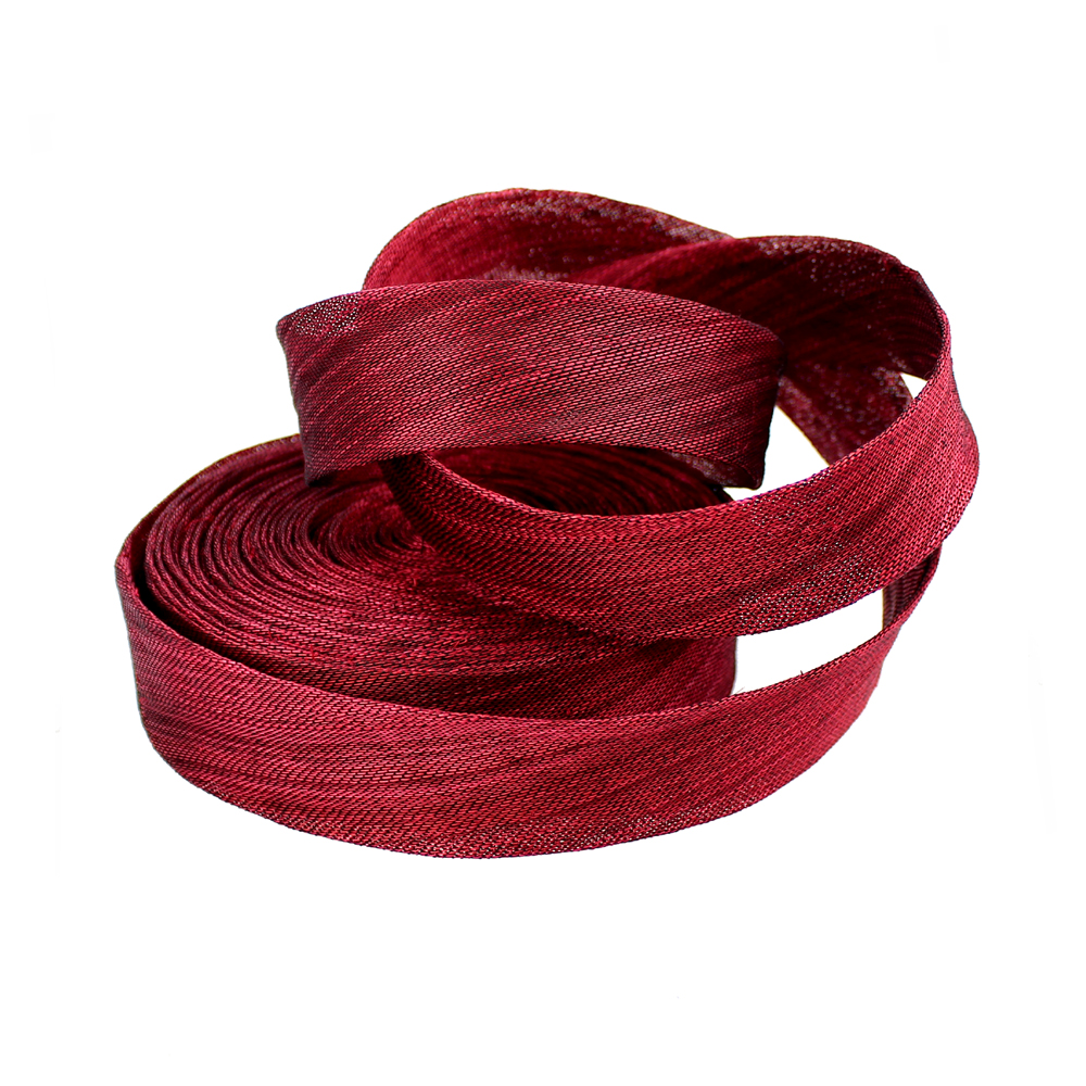 Bies sinamay seda 3 cm rojo