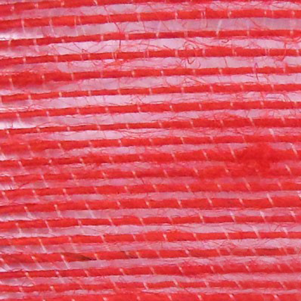 Cinta de Yute 5cm ALTA CALIDAD rojo