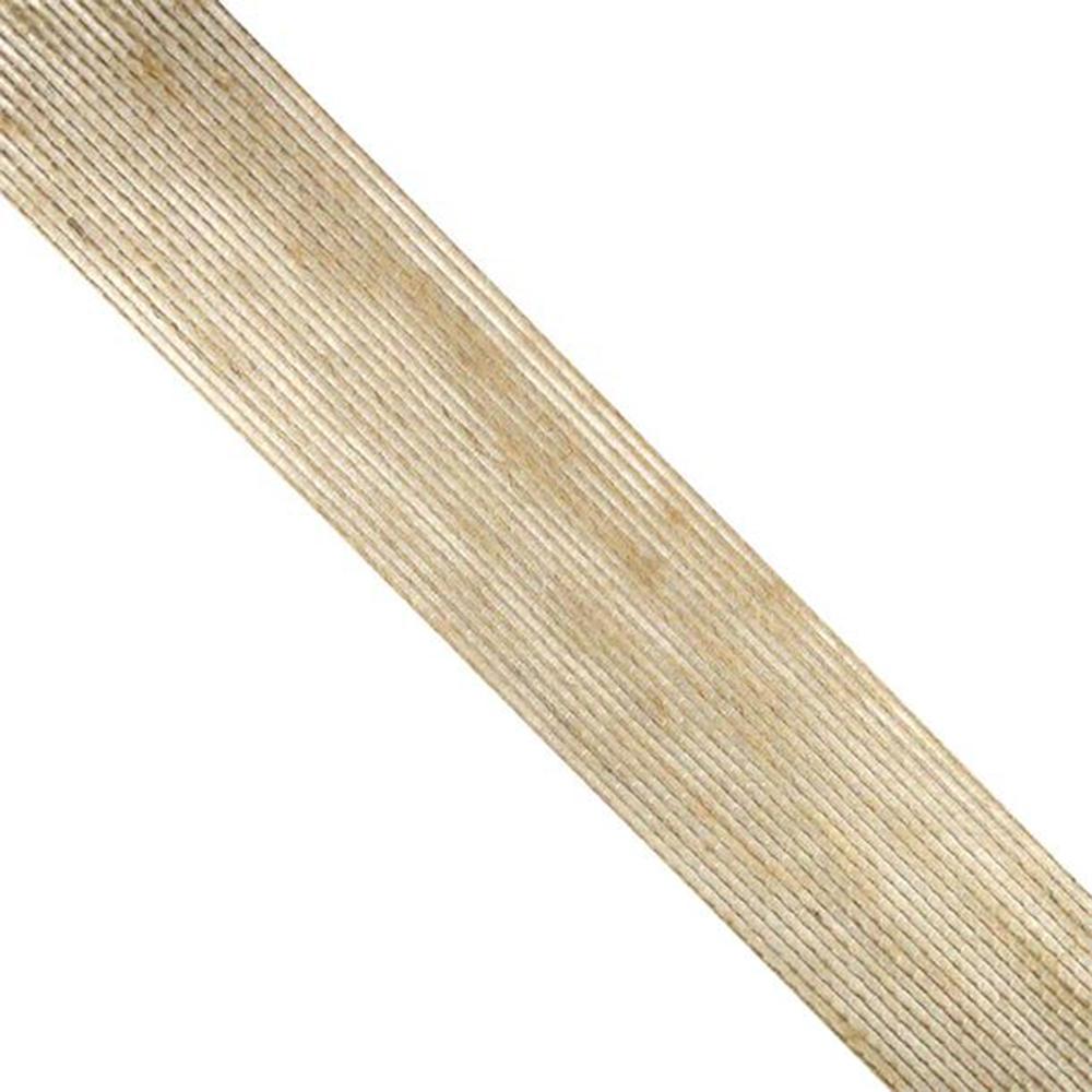 Cinta de Yute 6 cm beige