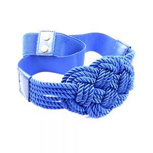 Cinturón IBIZA azul klein