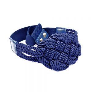 Cinturón IBIZA azul marino