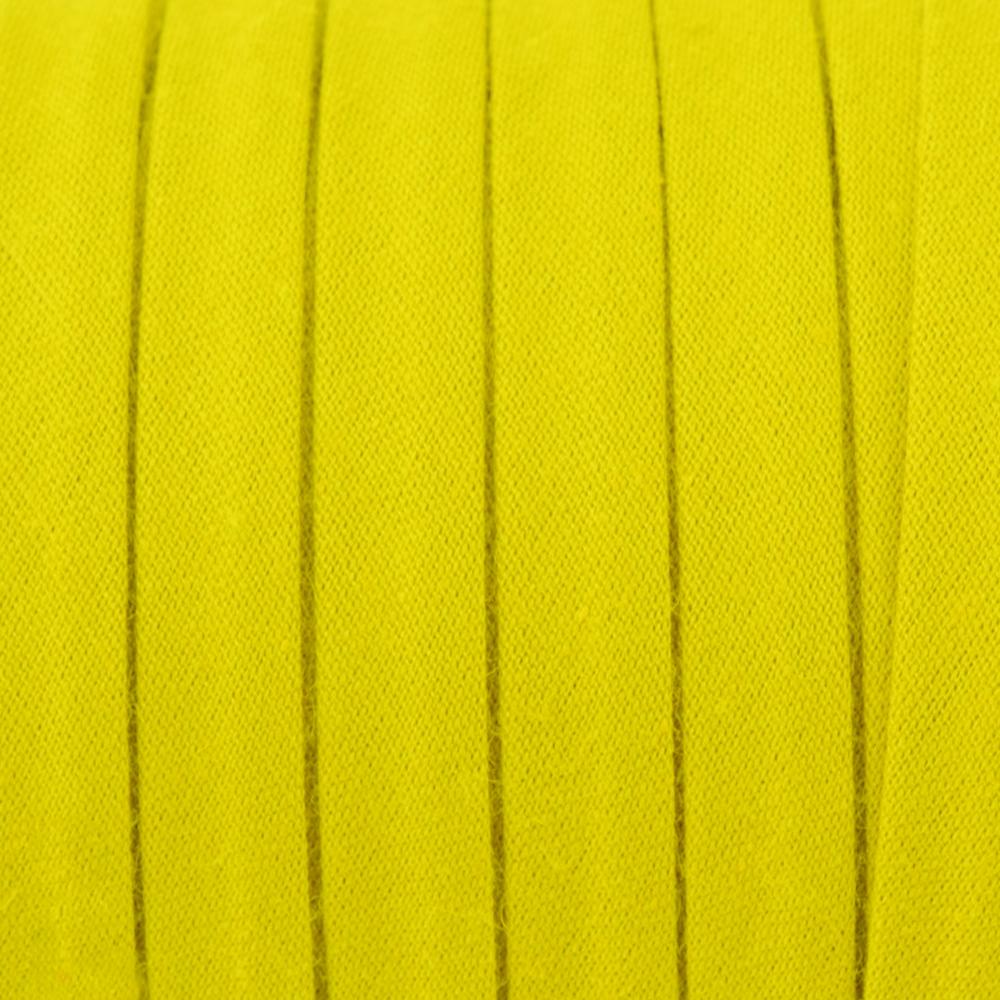 Espagueti algodón 10mm amarillo