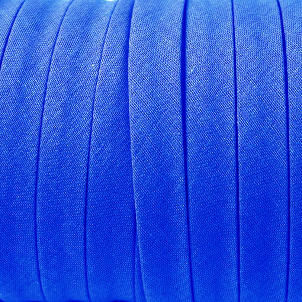 Espagueti algodón 10mm azul azafata