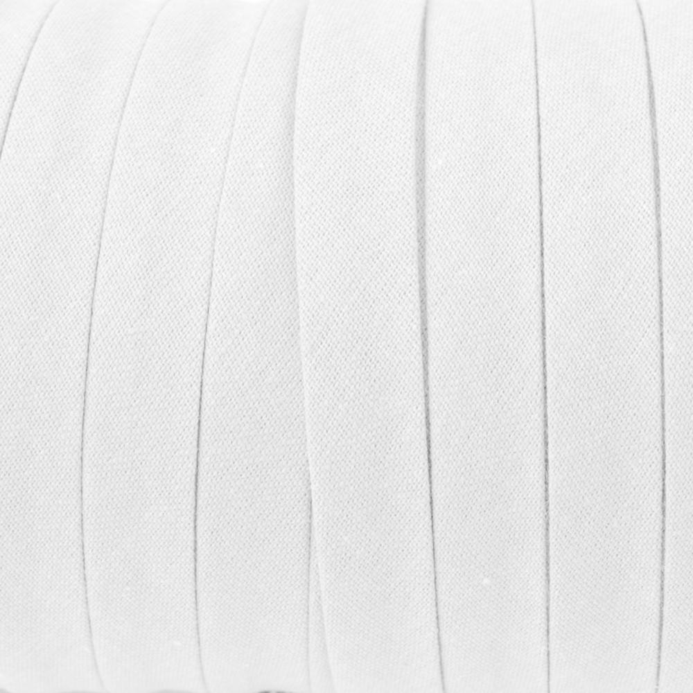 Espagueti algodón 10mm blanco