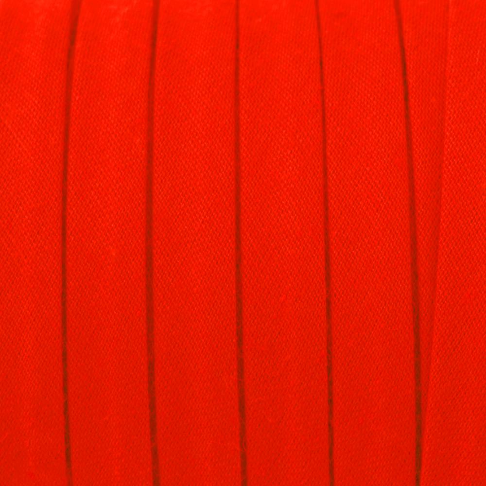 Espagueti algodón 10mm rojo