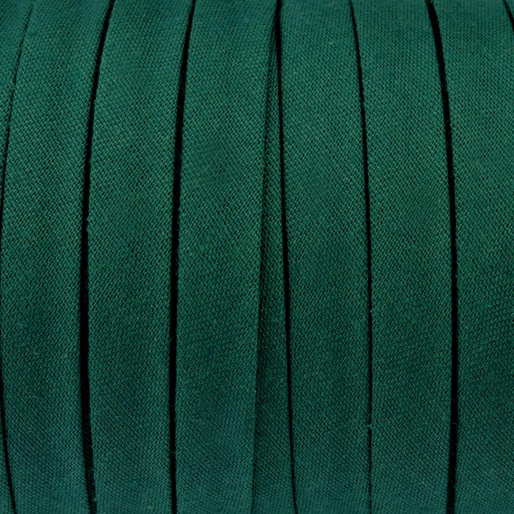 Espagueti algodón 10mm verde carruaje