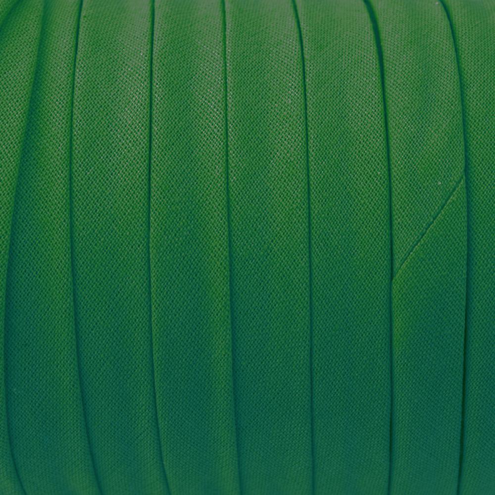 Espagueti algodón 10mm verde jungla