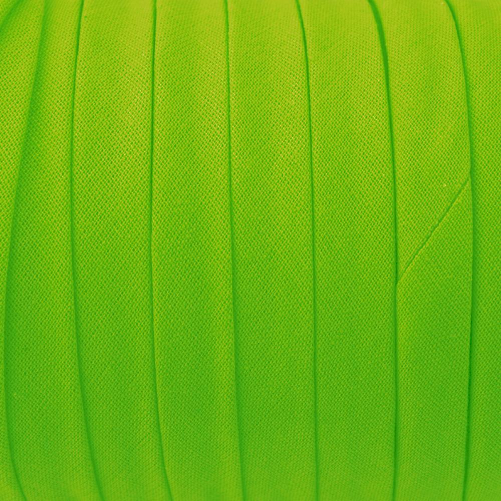 Espagueti algodón 10mm verde limón