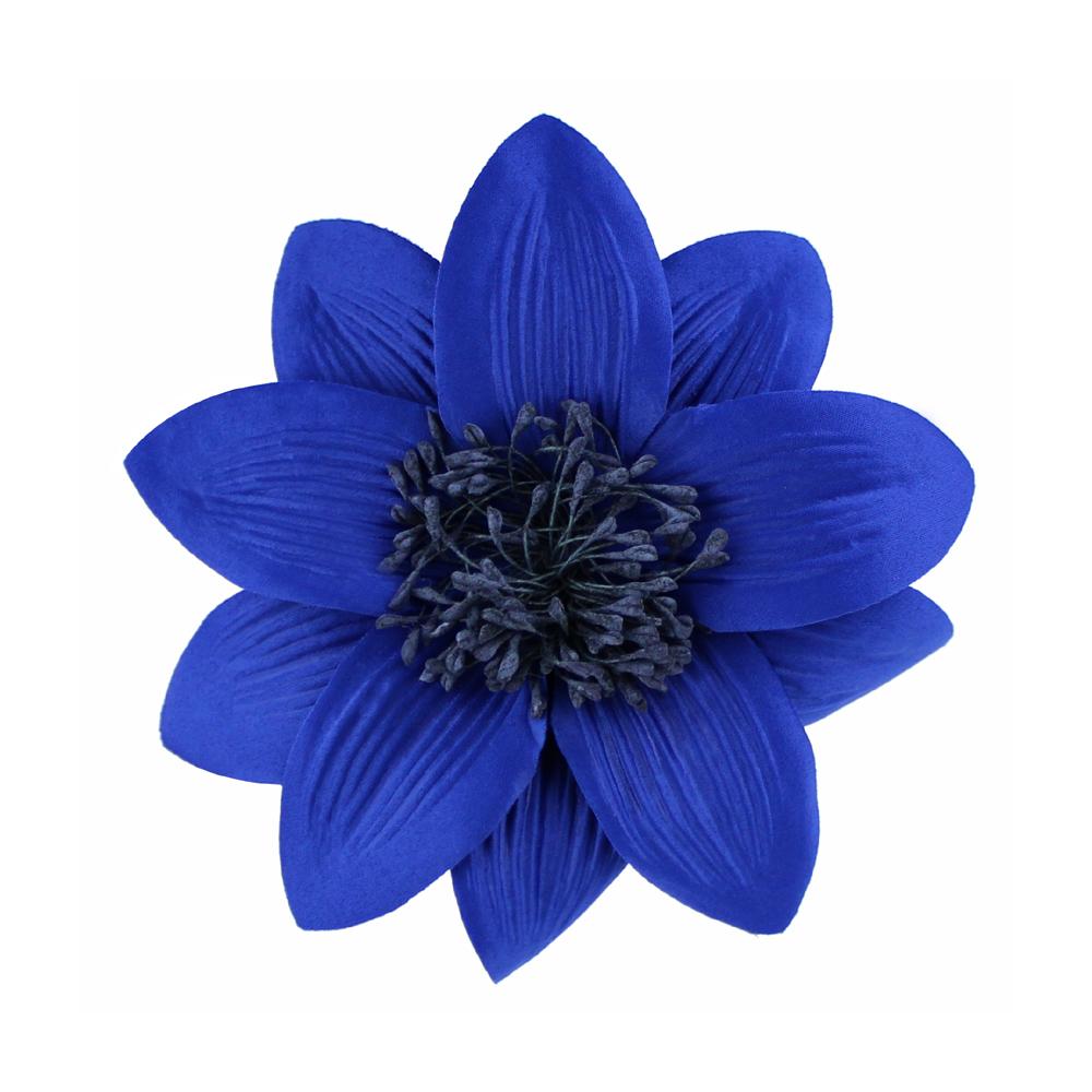 FLOR ASTREA azul oscuro