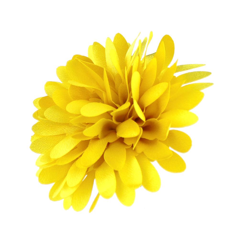 FLOR EVIDES amarillo