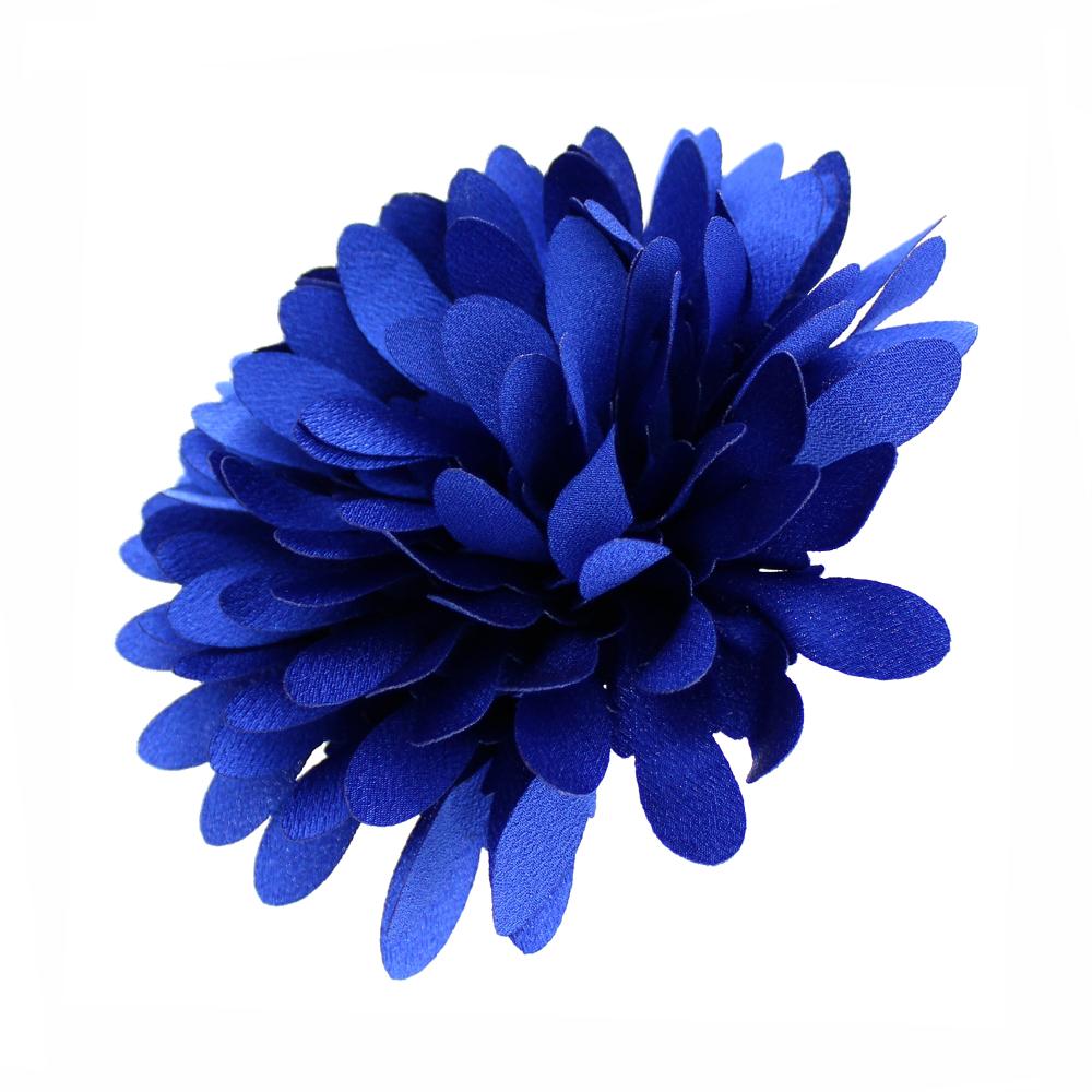 FLOR EVIDES azul klein