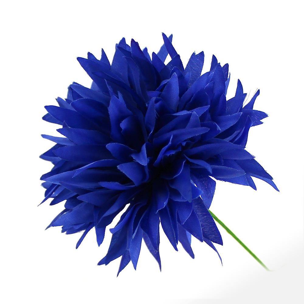 FLOR KUDÚ azul klein