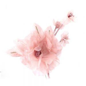 FLOR MONIQUE rosa palo