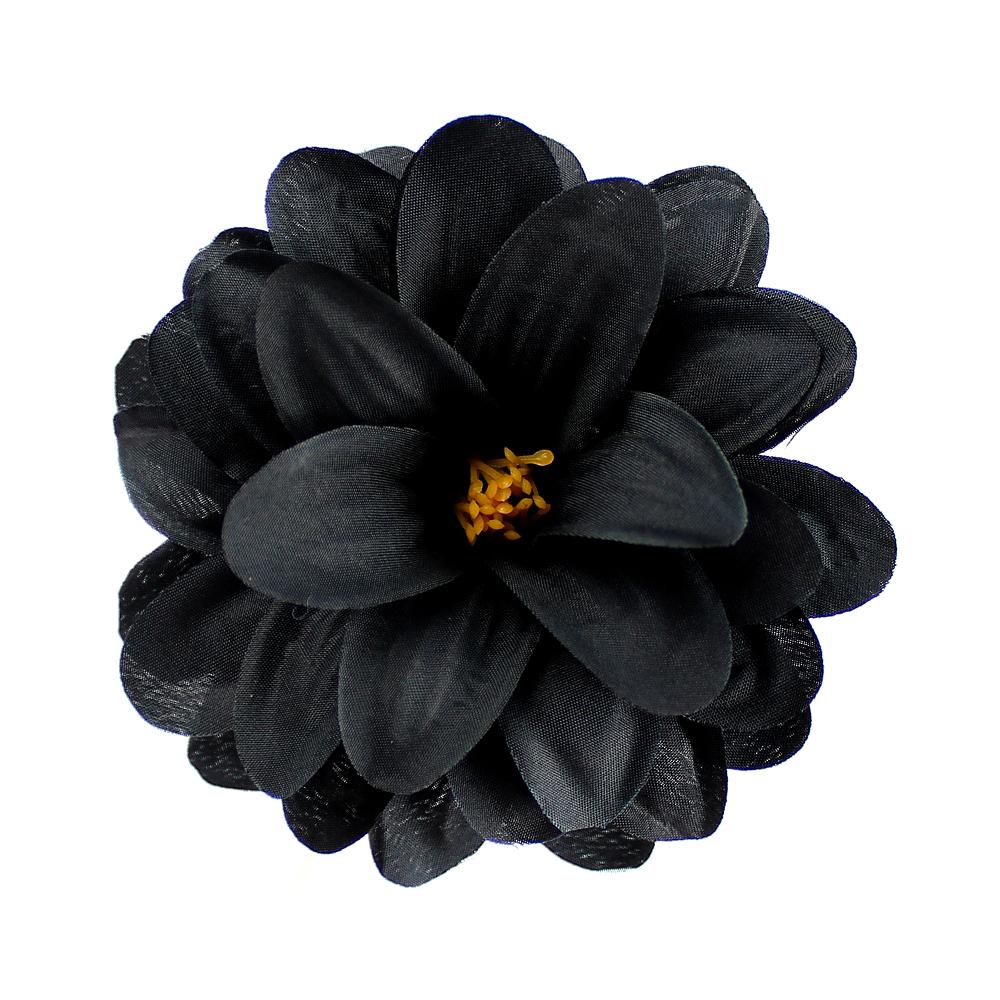 FLOR ORIX negro