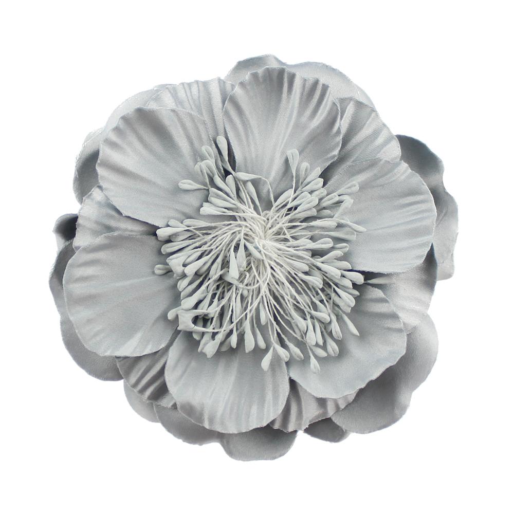 FLOR PAVONA gris