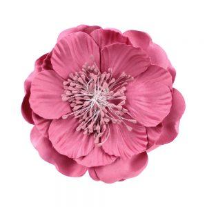 FLOR PAVONA rosa vintage