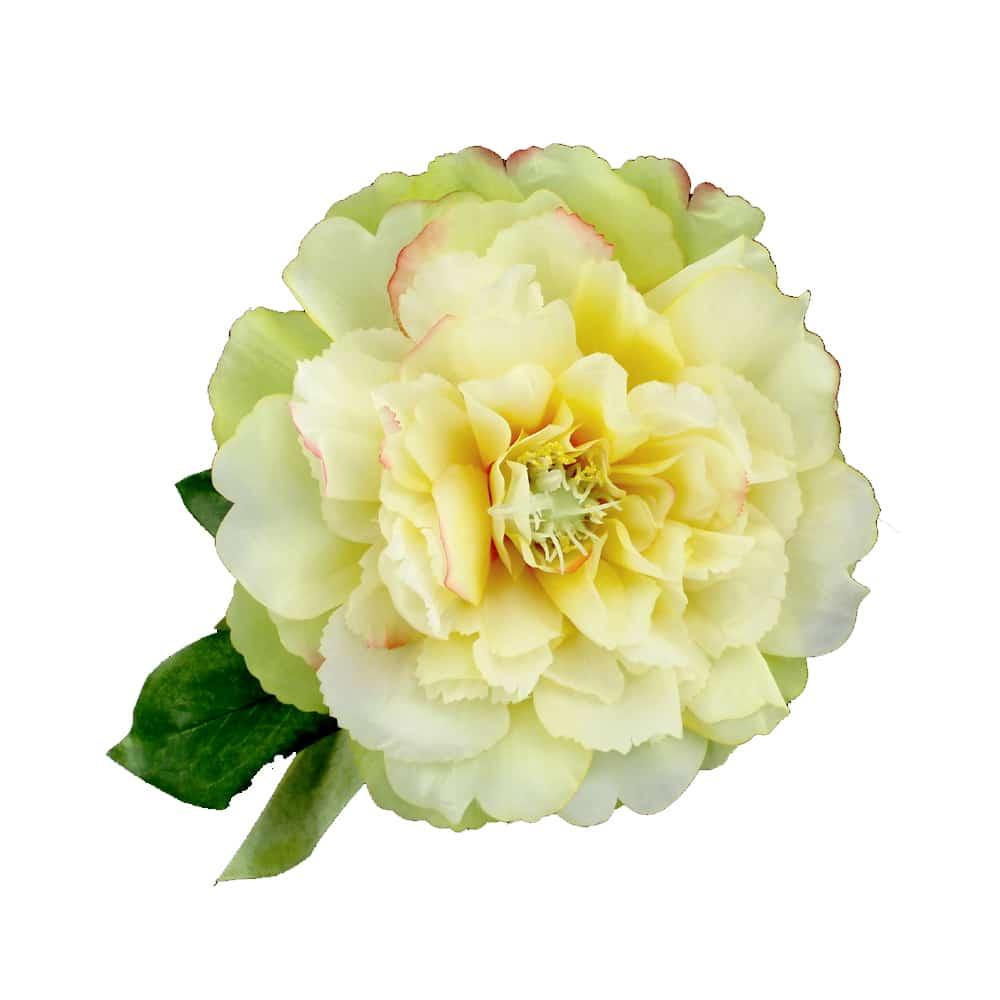 Flor Alba de 16 cm multicolor