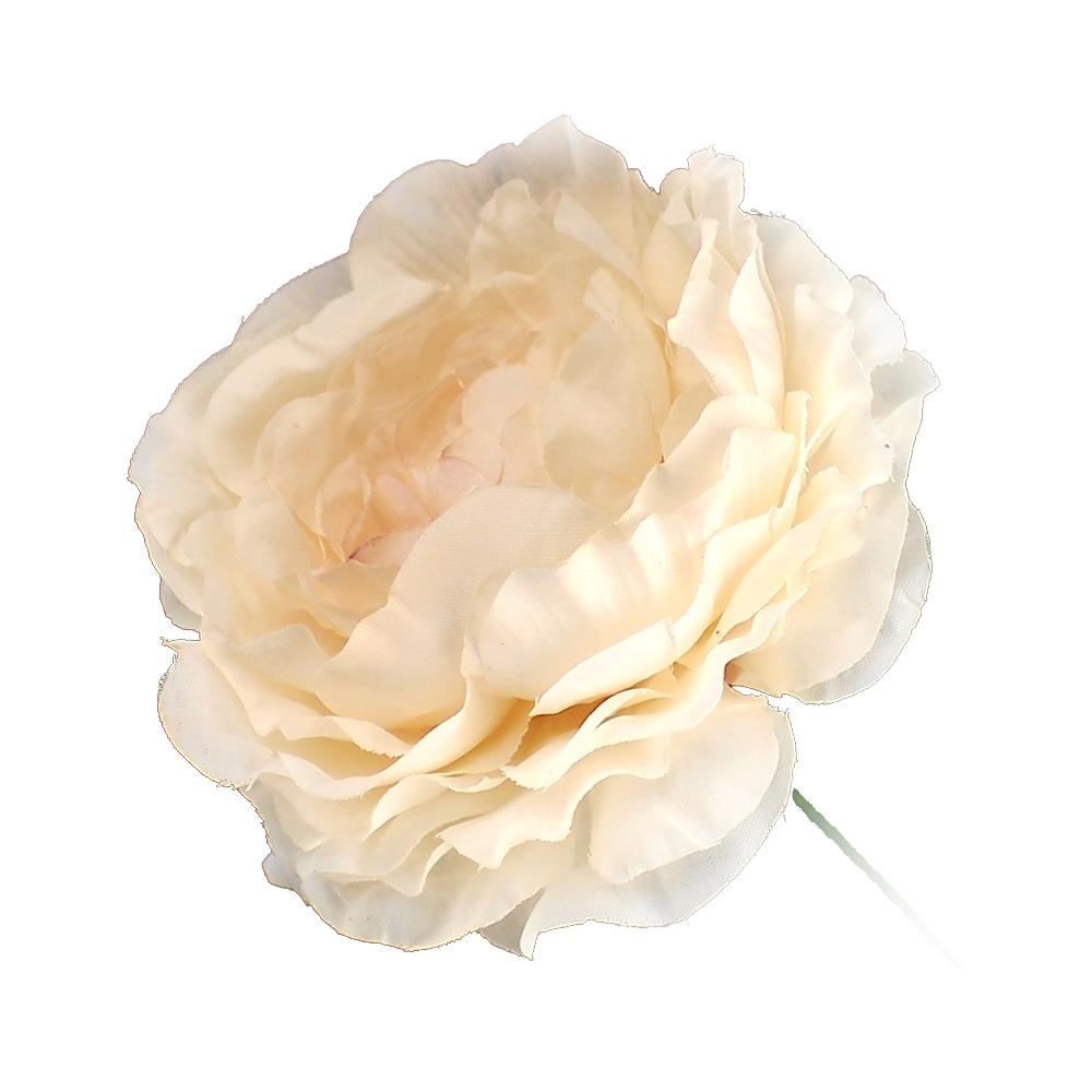 Flor Ana 9 cm crudo