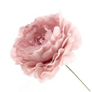 Flor Ana 9 cm rosa maquillaje