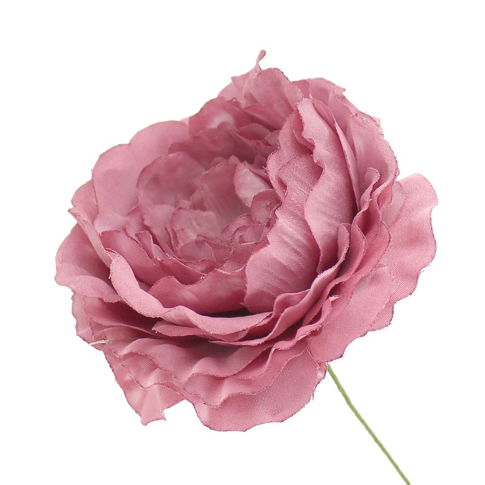 Flor Ana 9 cm rosa vintage
