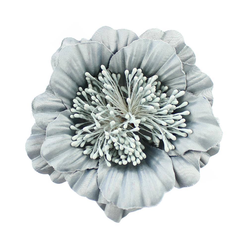 Flor Elvira gris