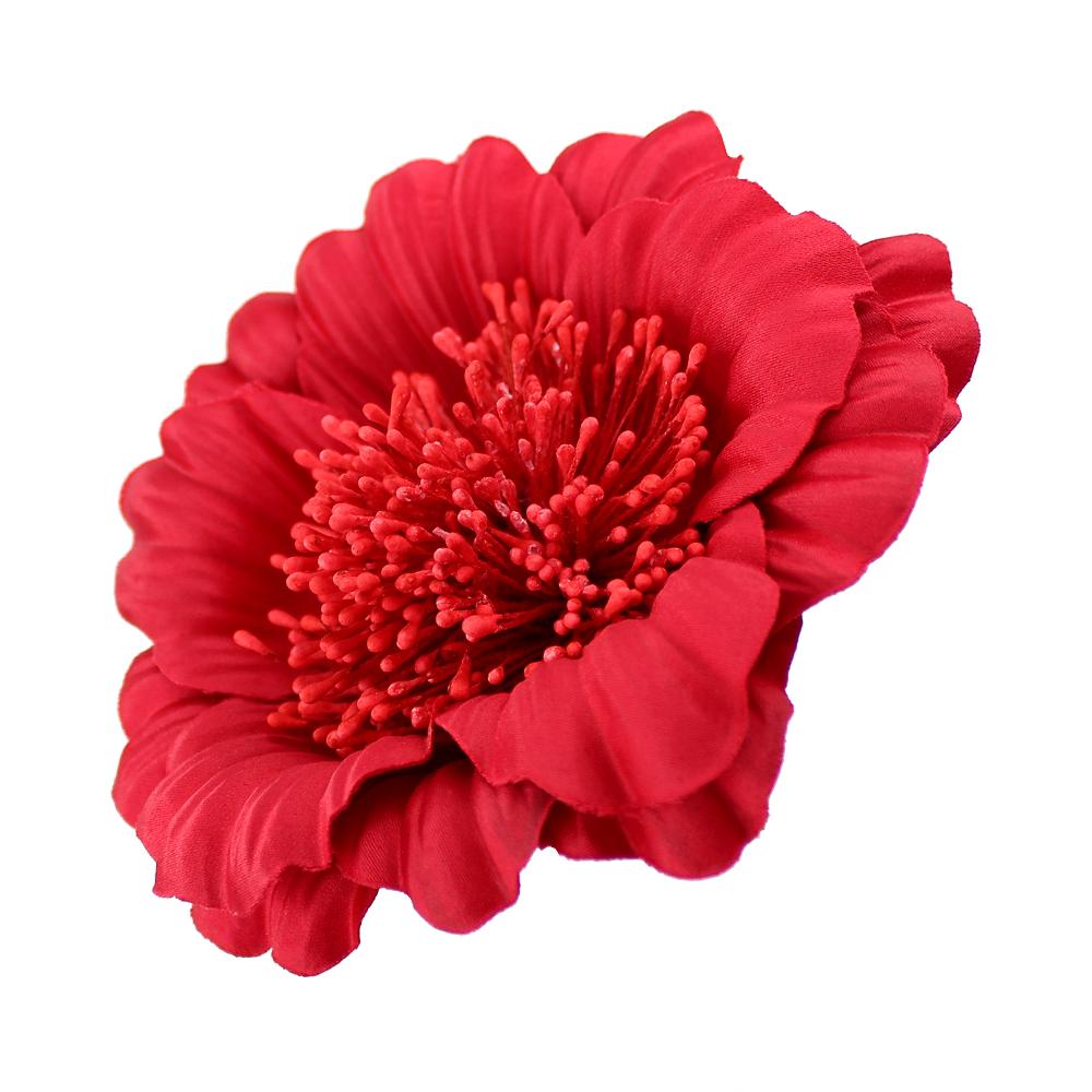 Flor Elvira rojo