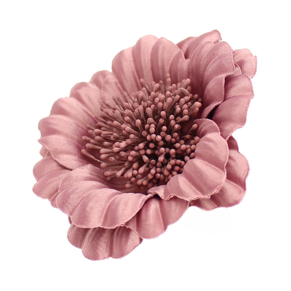 Flor Elvira rosa vintage
