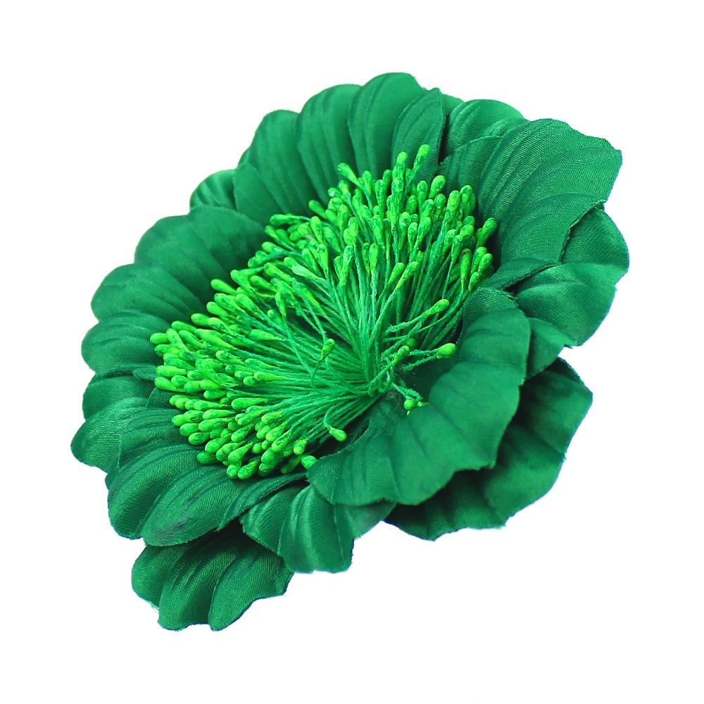 Flor Elvira verde jungla