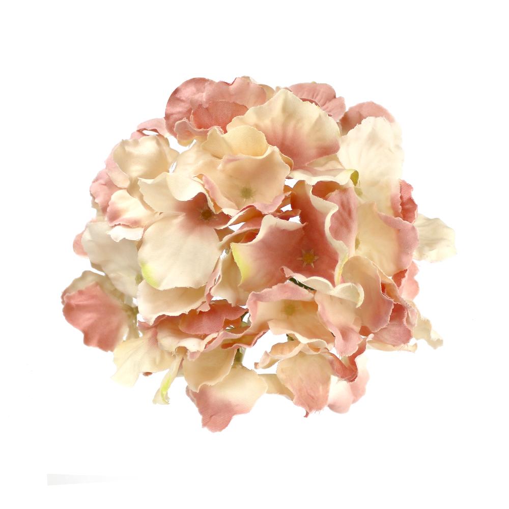 Flor Hortensia rosa nude