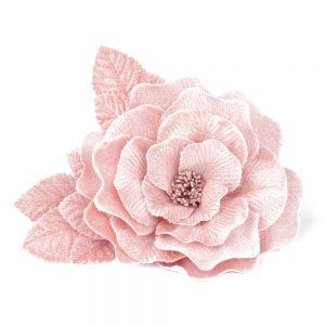 Flor Livia rosa palo