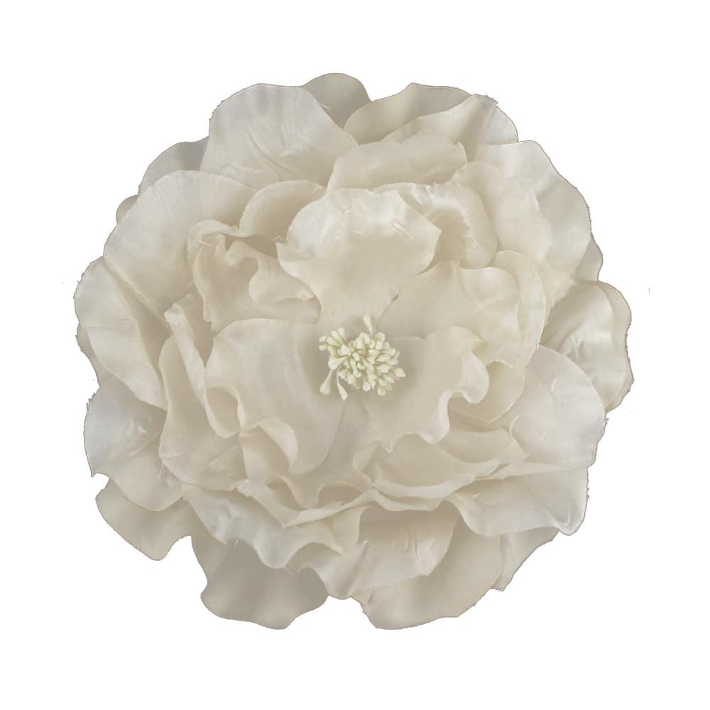 Flor Lucía 16 cm beige