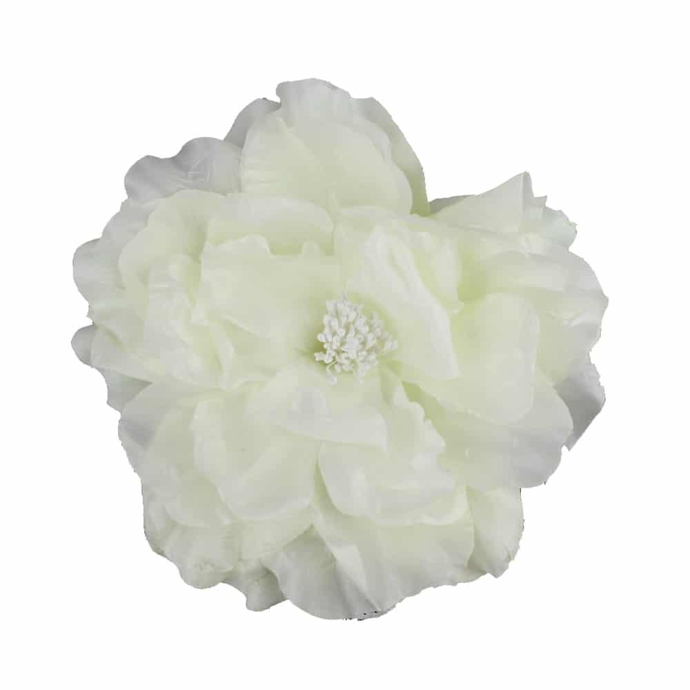 Flor Lucía 16 cm crudo