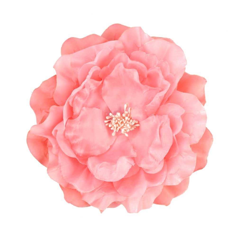Flor Lucía 16 cm rosa