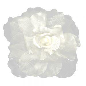 Flor Magna 30 cm crudo