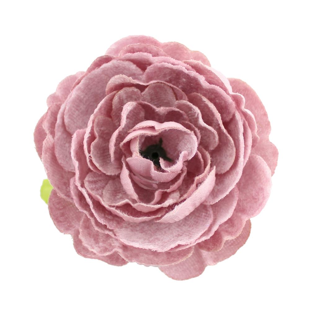 Flor Noel 7 cm malva