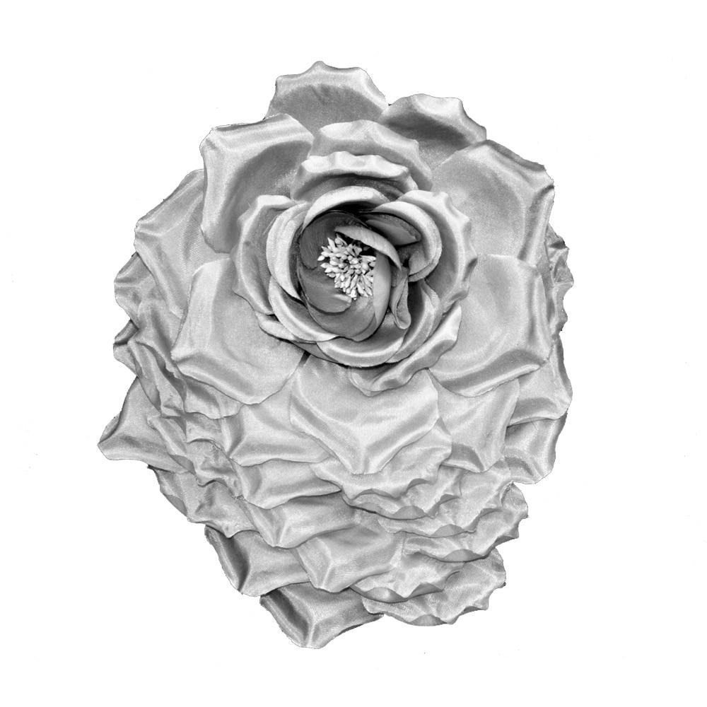 Flor Octavia plata
