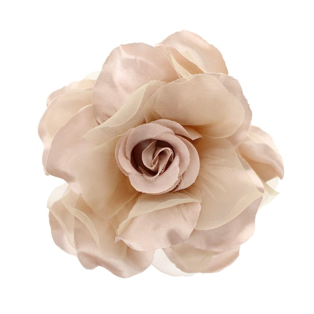 Flor Teresa 15 cm rosa nude
