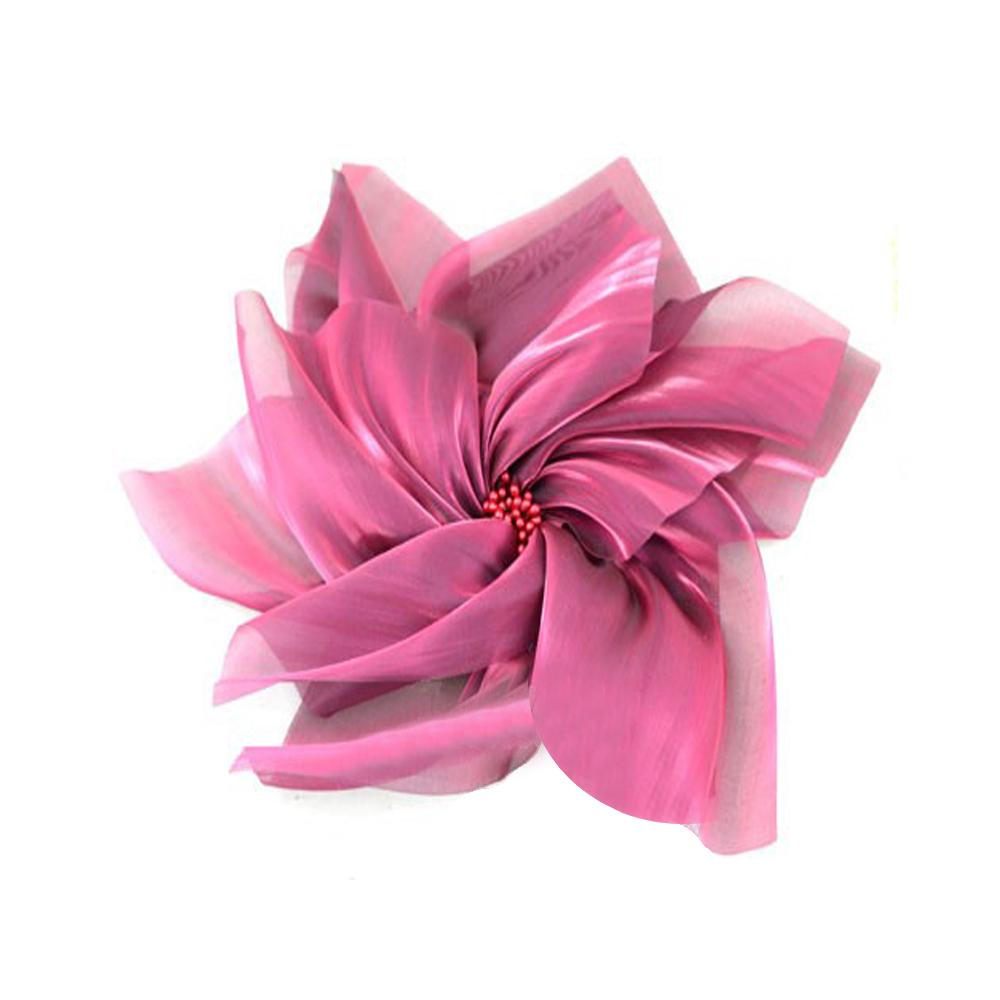 Flor organza XXL buganvilla