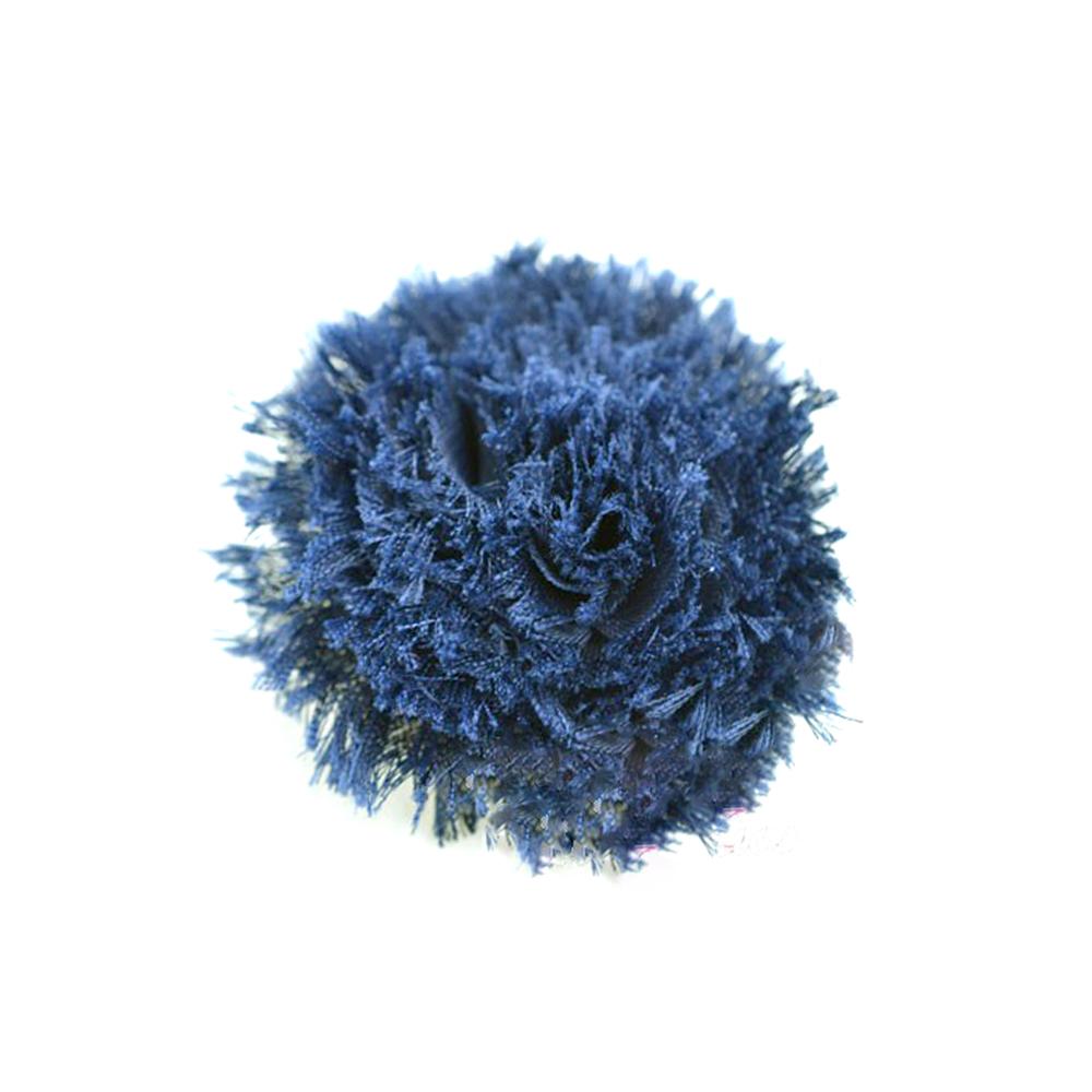 Florecilla 6 cm azul marino
