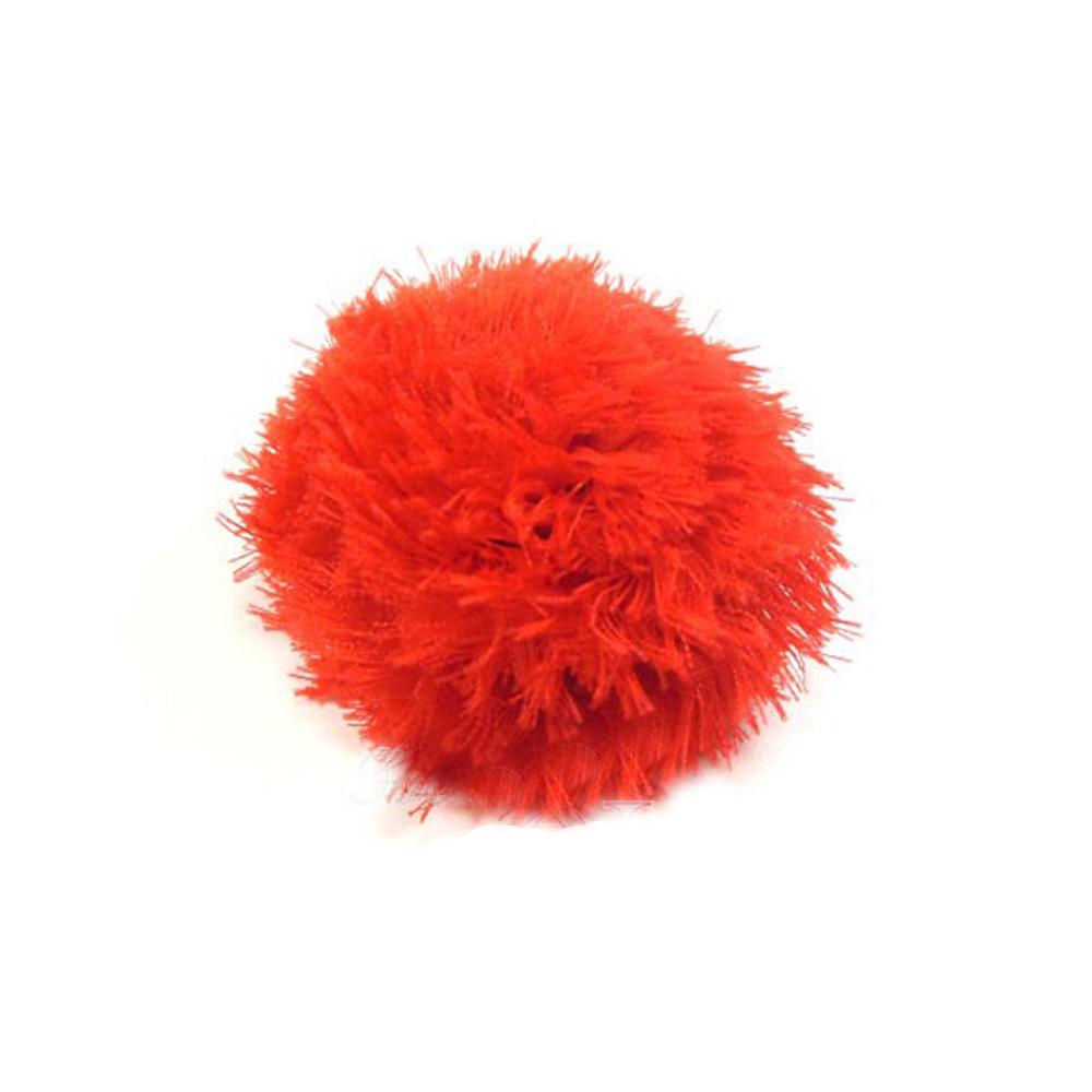 Florecilla 6 cm rojo