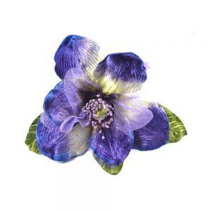 Magnolia de terciopelo púrpura