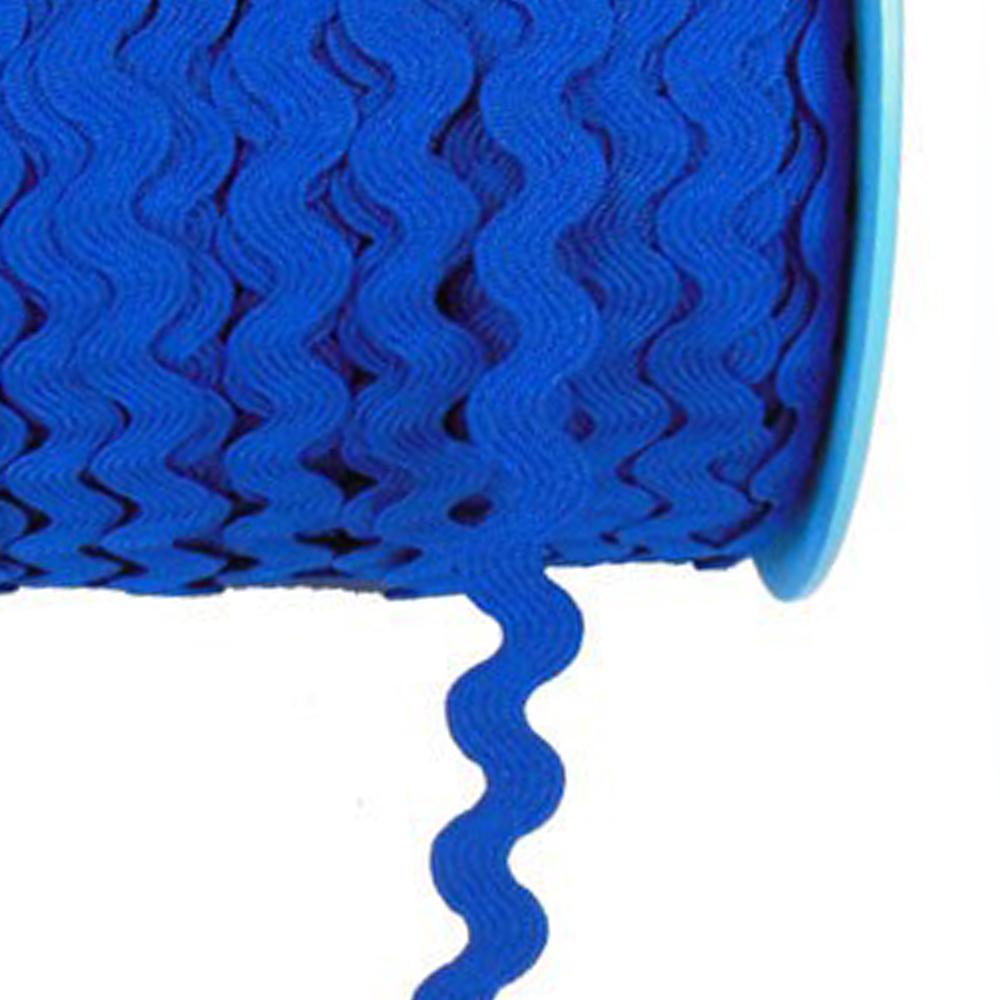 Ondulina Poliéster 1 CM azul klein