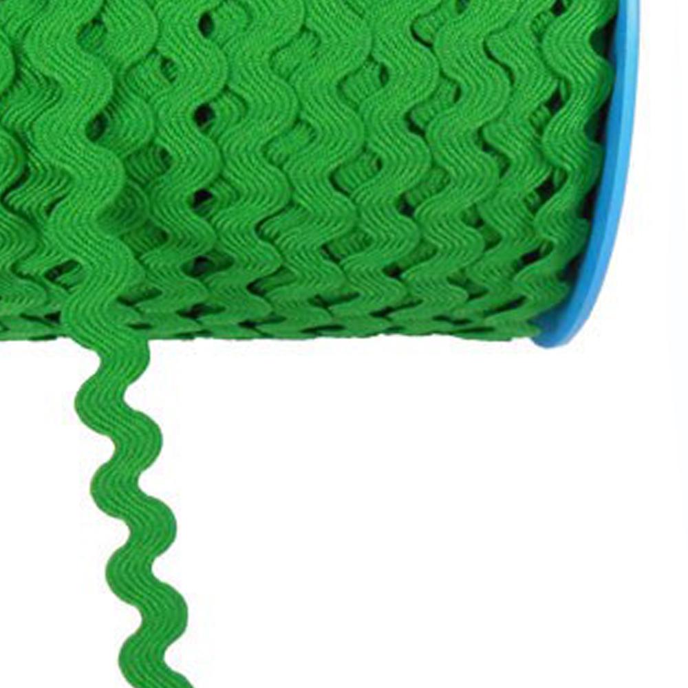 Ondulina Poliéster 1 CM verde andalucía
