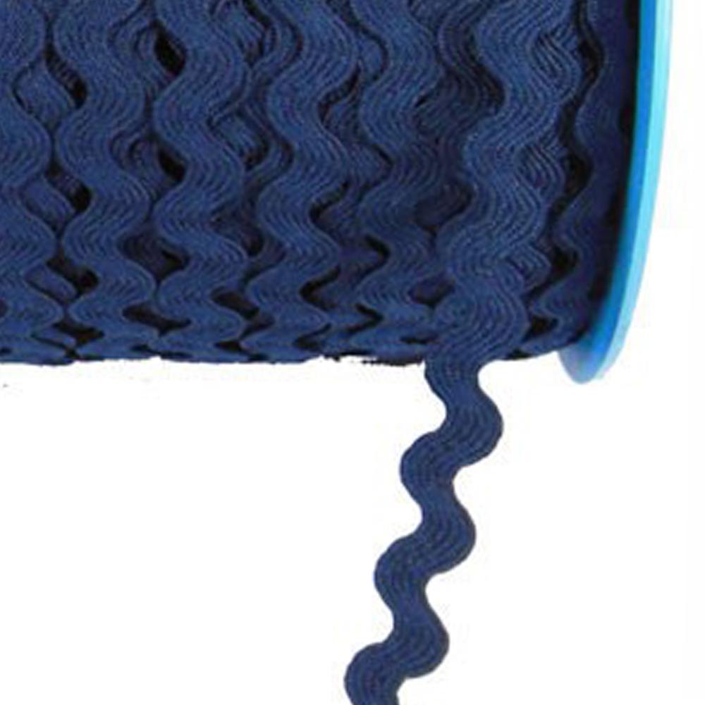 Ondulina poliester 0 5 CM azul marino