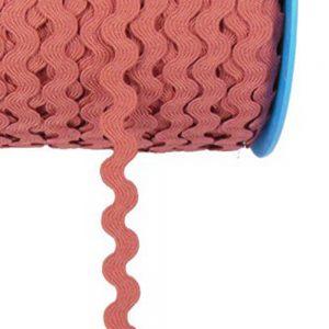 Ondulina poliester 0 5 CM rosa nude