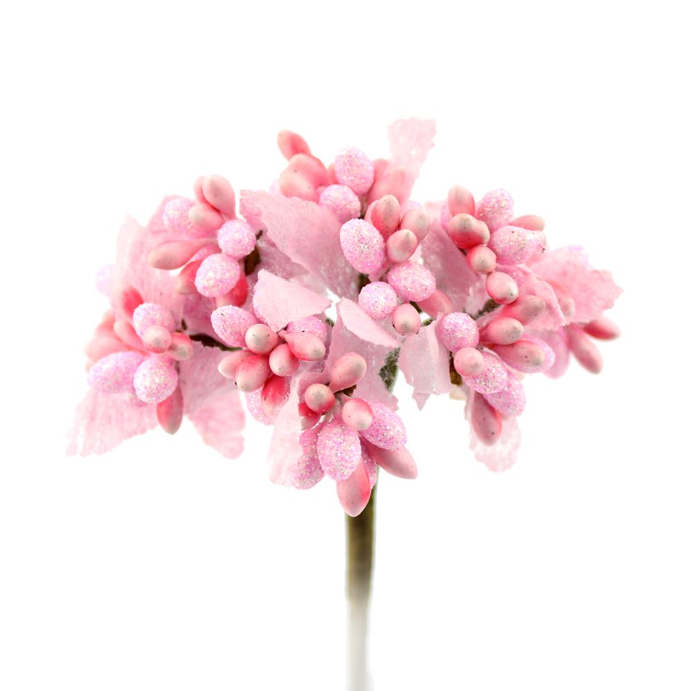 PISTILOS LUX rosa palo