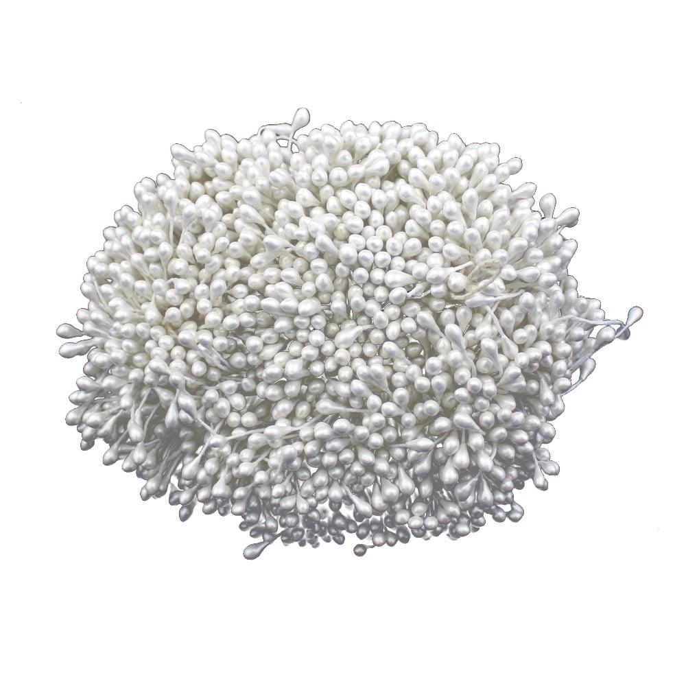 Pack 1700 pistilos blanco