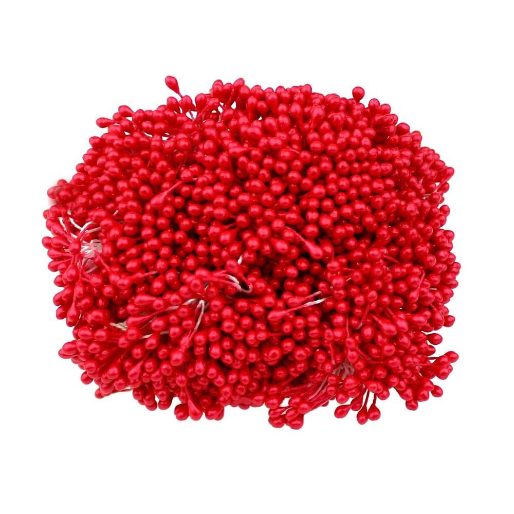 Pack 1700 pistilos rojo