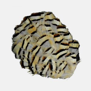 Pads plumas de perdiz natural